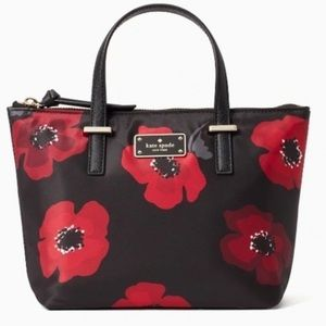 Kate Spade Wilson Road Poppy Adalyn Bag.